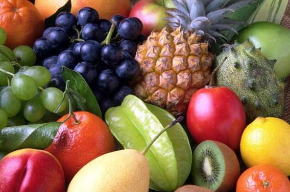 dentale Erosionen, empfindliche Zahnhälse durch Obst, Zitrusfrüchte