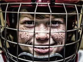 Mundschutz, Hockey, Sport